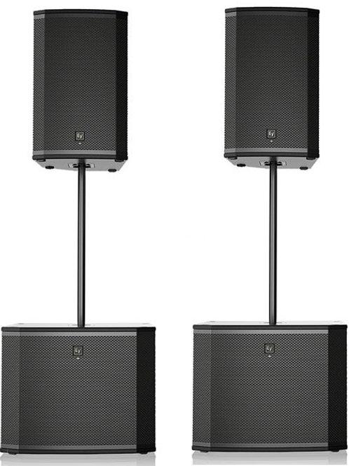 Medium Speaker Package