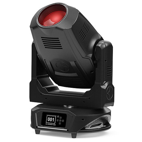 Intelligent Moving Head Lights