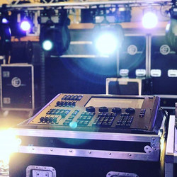 _high_end_systems _elationprofessional loved having #hedgehog as part of our lighting inventory. #li