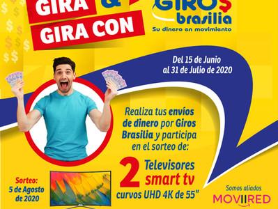 Gira & Gira con Giros Brasilia