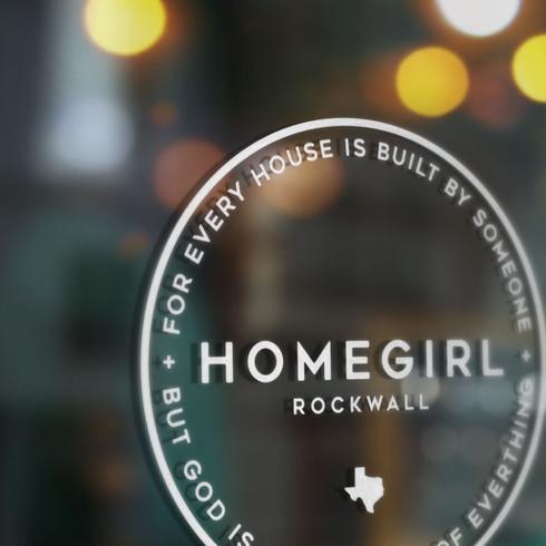 HOMEGIRL ROCKWALL