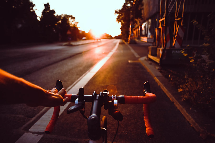Handlebars sunset.jpg