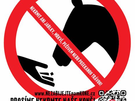 NEKRMIT! Spouštíme osvětovou akci proti krmičům