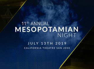 Mesopotamian nights in San Jose