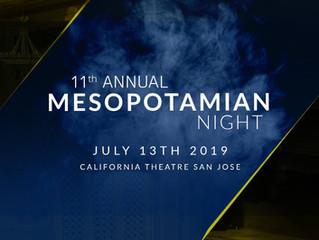 Mesopotamian nights in San Jose