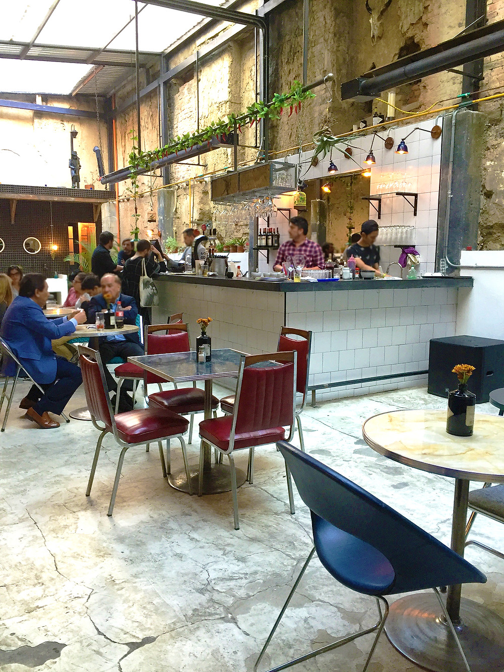 Restaurante Madre, Bogotá
