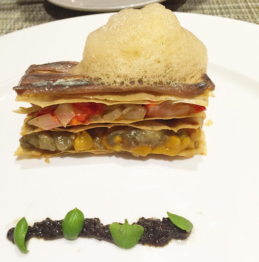 Cocina española de Paco Roncero