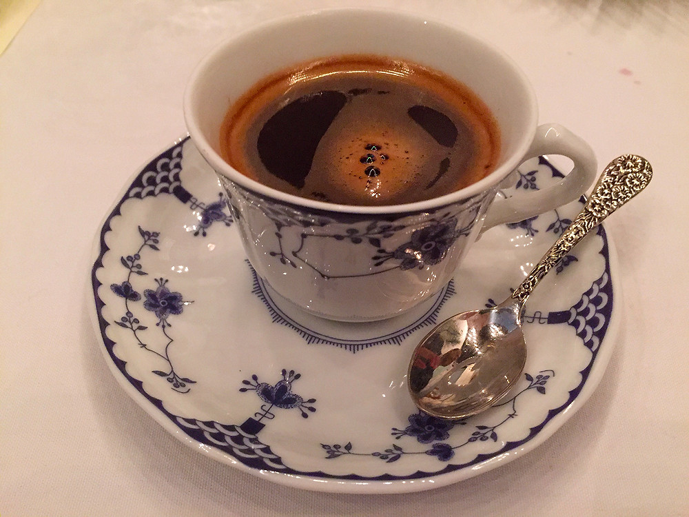 Cenas secretas: café