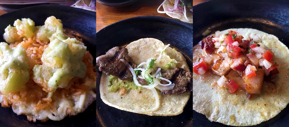 Cocina mexicana en El Retiro