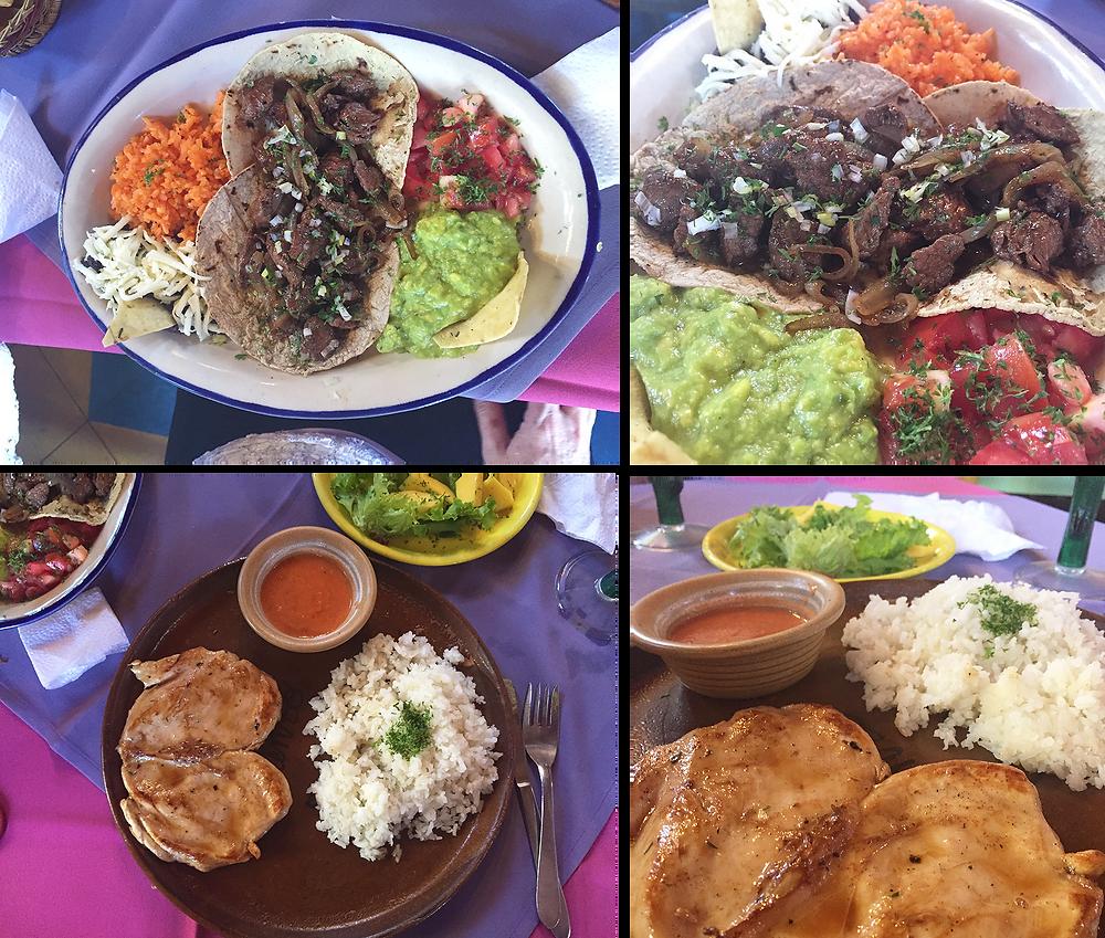 Tacos en Bogotá