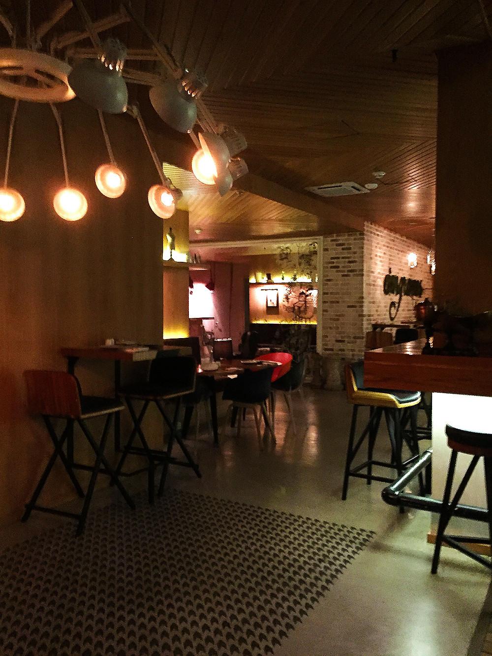 Restaurantes agradables en Bogotá