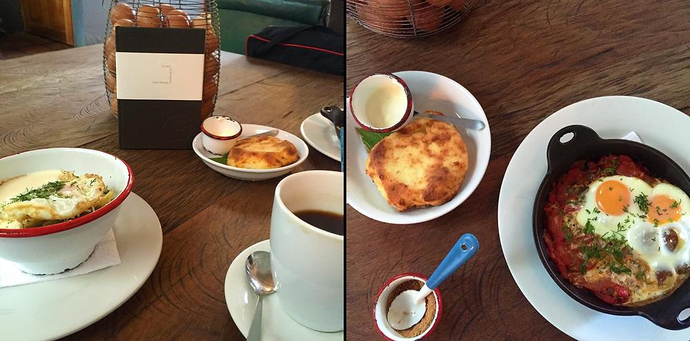 Desayuno colombiano de Abasto