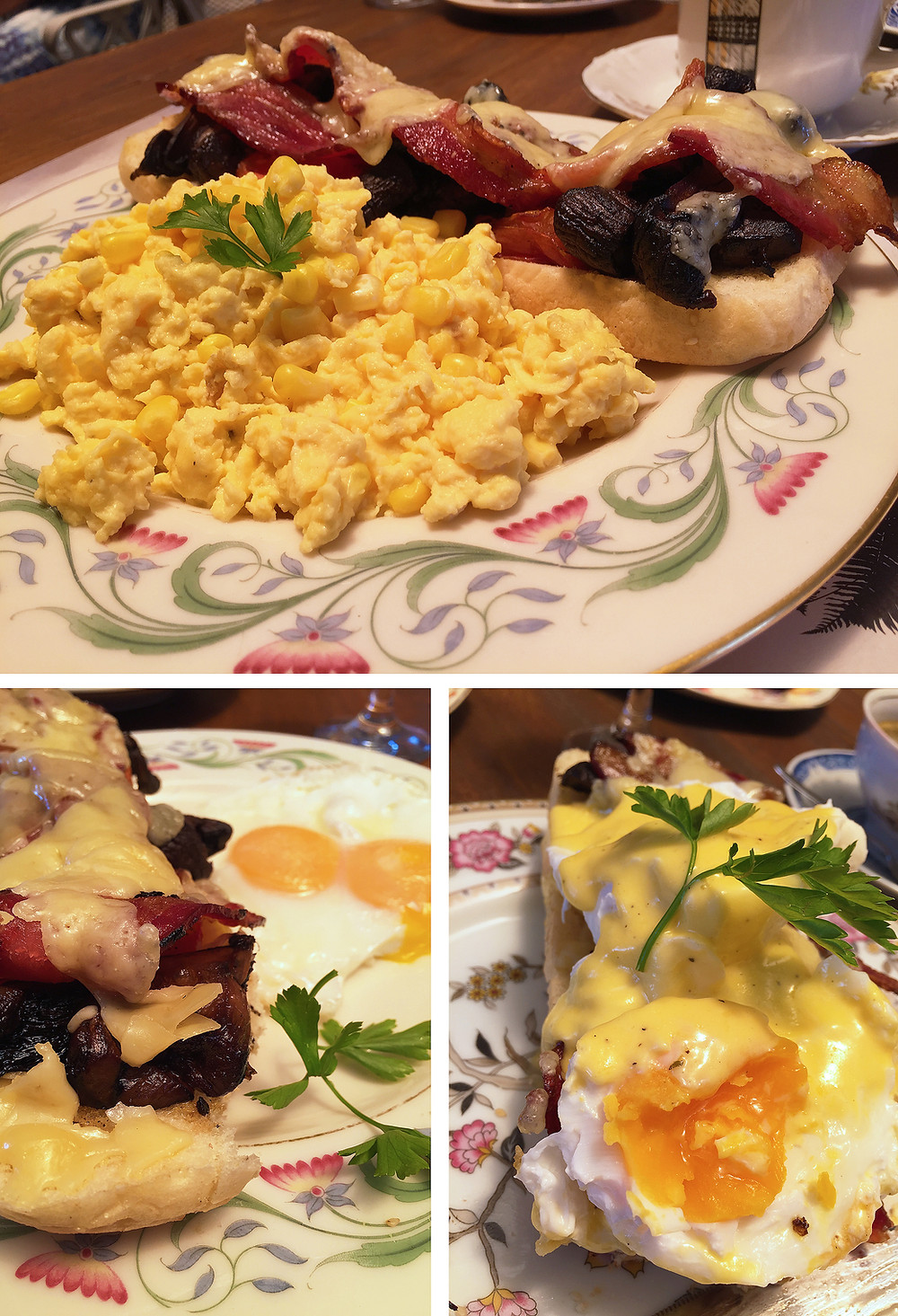 Brunch y desayunos Zona Rosa