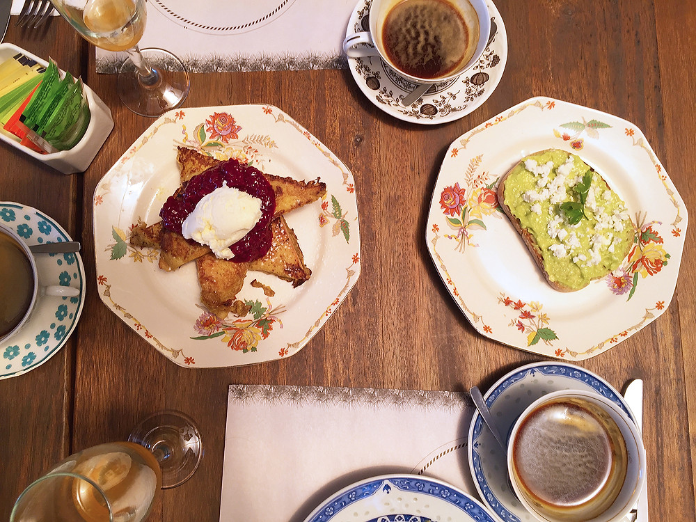 Desayunos en Bogotá