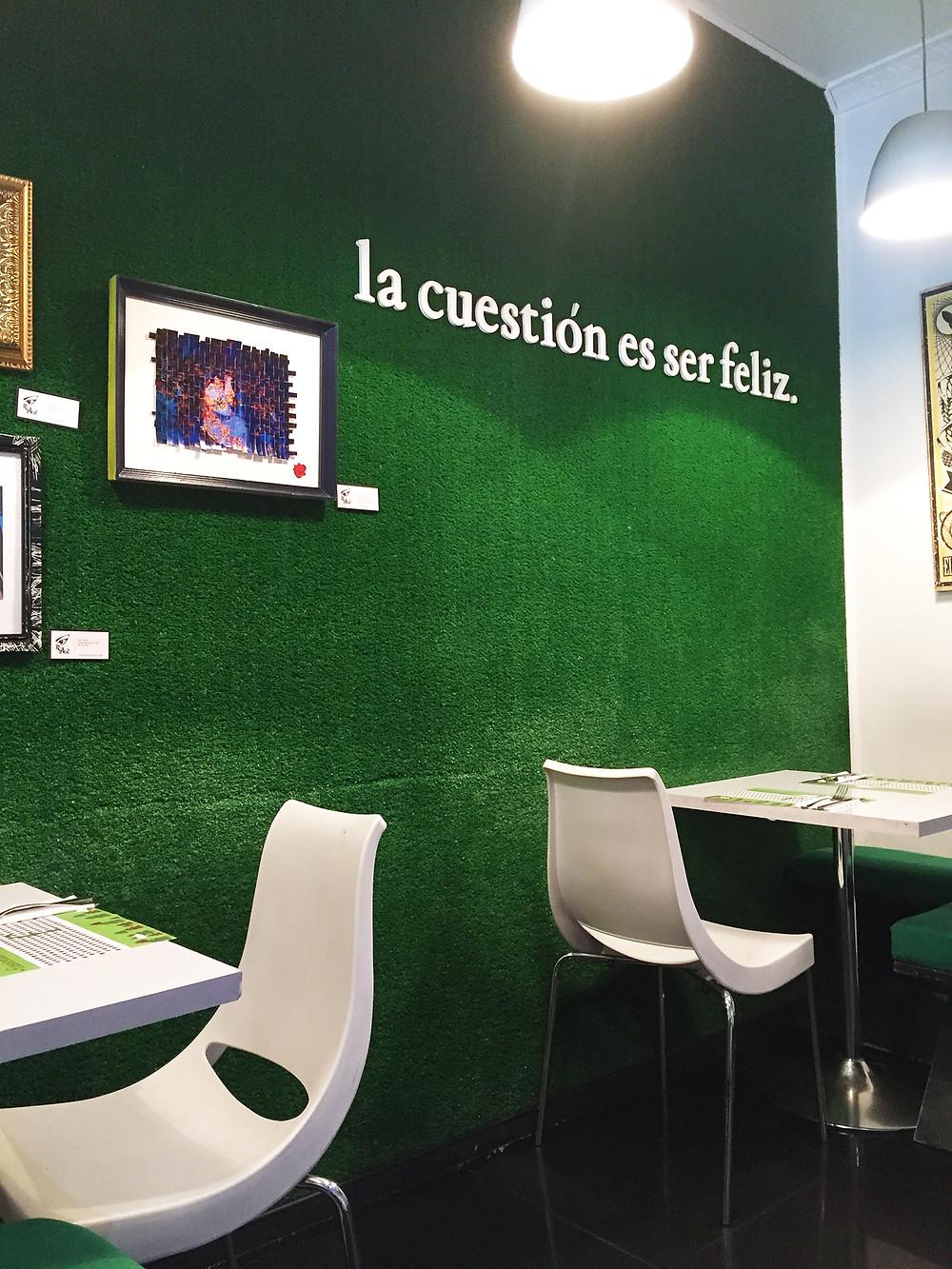 Fusionario restaurante en Bogotá