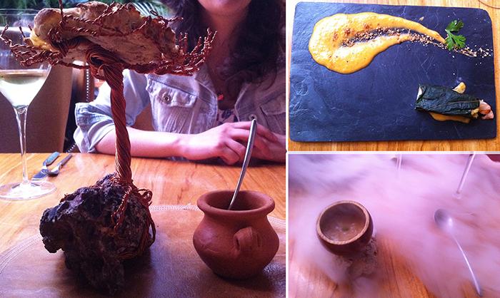 Menú degustación en El Cielo, restaurante de Juan Manuel Barrientos