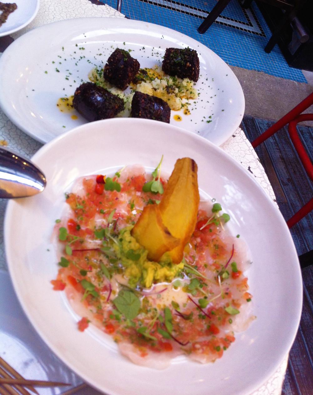 Comida española Bogotá