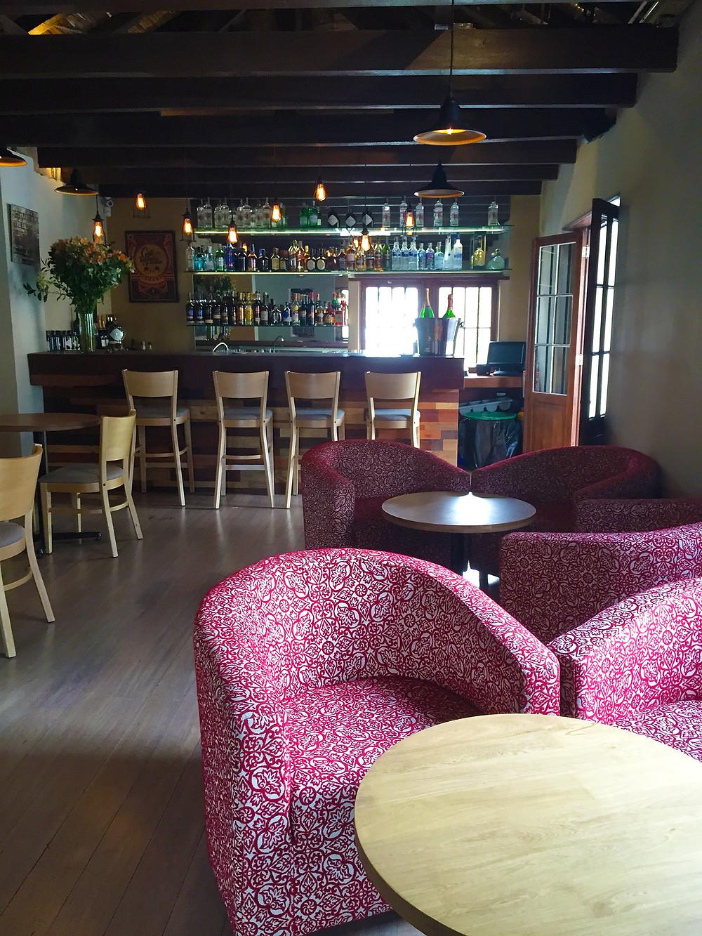 Mordida es un restaurante en Quinta Camacho