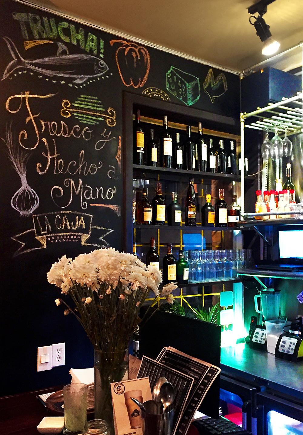 Sándwich Taller, restaurante en La Macarena