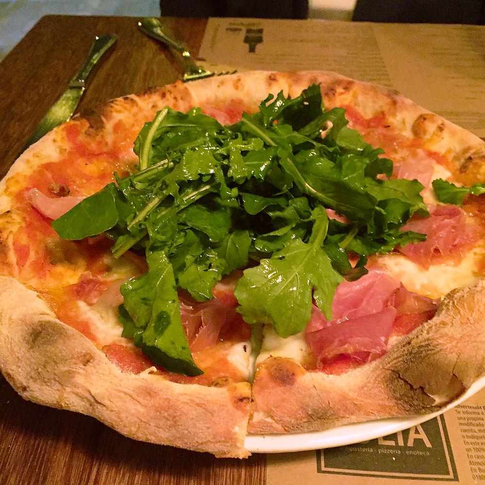 Pizzería Bogotá
