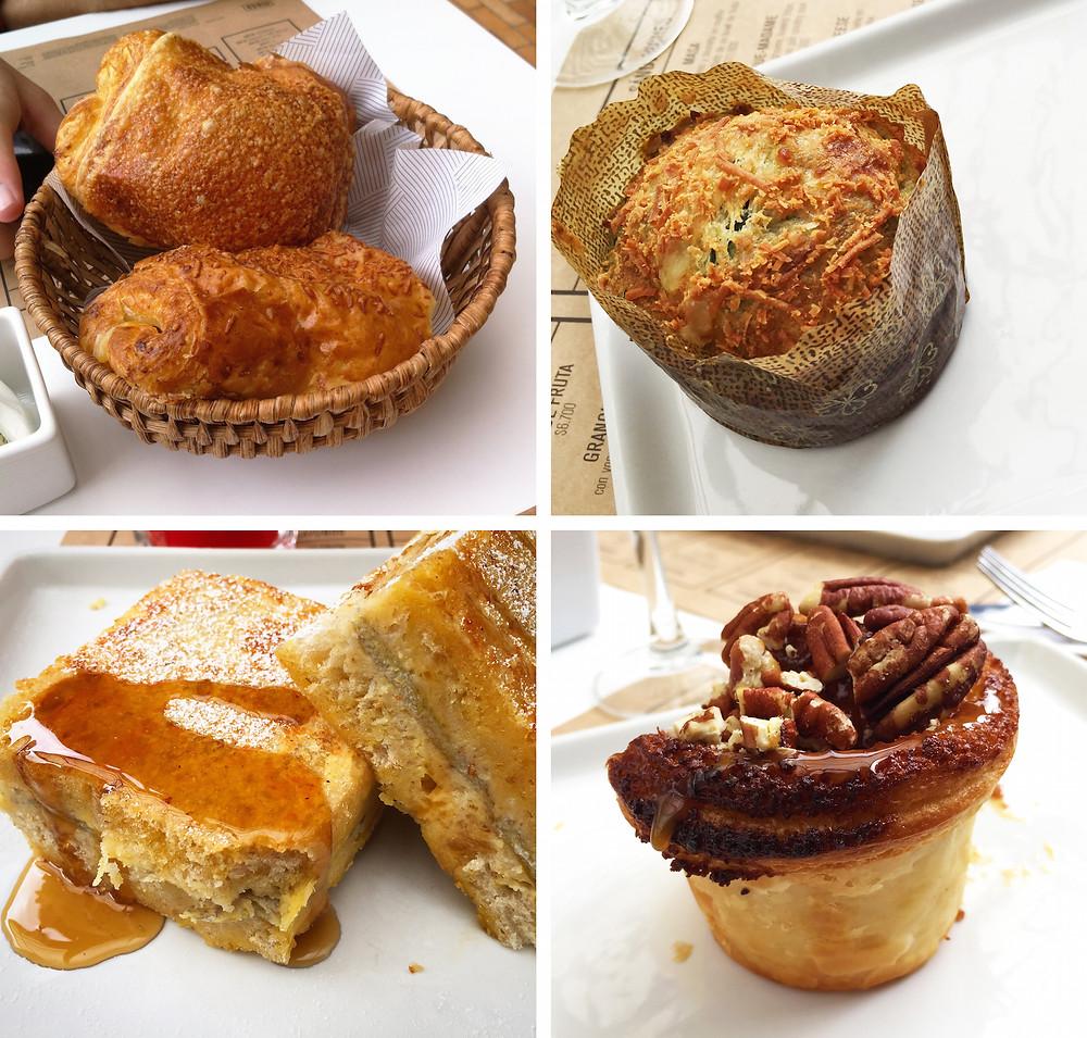 Masa restaurante Bogotá: panadería