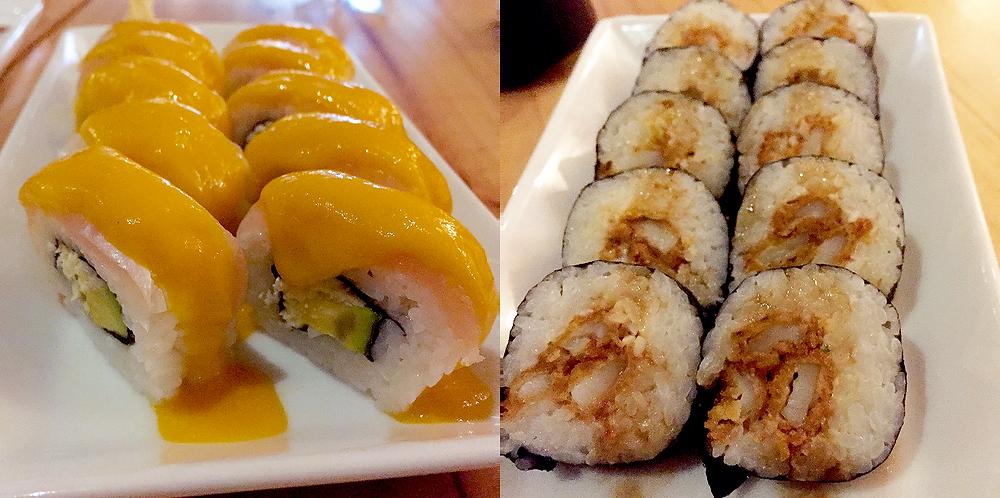 Maki sushi de Toshiro