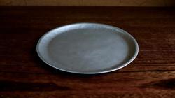 アルマイトリム皿(中)