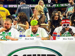 Wing Bowl 2018:  A Truly Unique Philadelphia Experience