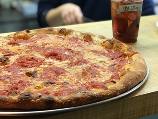 New Neighborhood Pizzeria Slicing and Scooping at the Competition