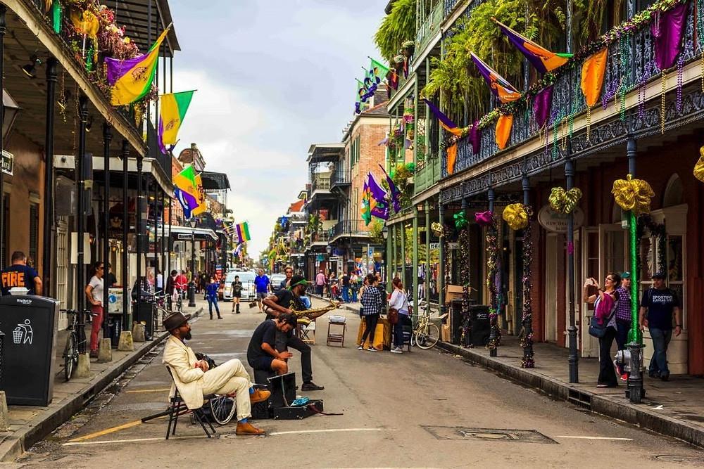 New Orleans Scenery (Shutterstock)