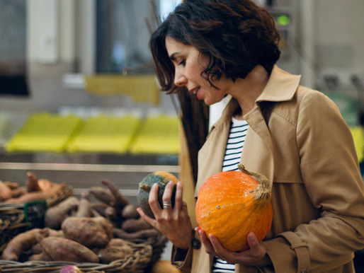 Como a alimentação pode ajudar a diminuir o stress e a ansiedade.