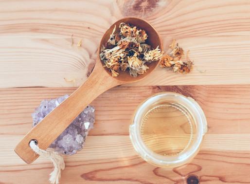 Como fazer óleo de Calêndula