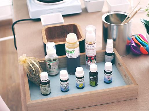 """Óleos Essenciais - o """"ouro vegetal"""" terapêutico. Como utilizar?"""