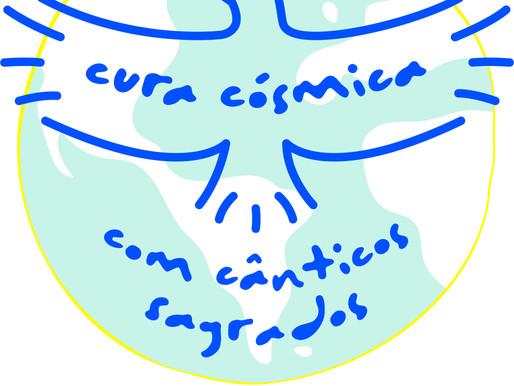 Curso de Cura CósmicaCom Cânticos Sagrados - 2019