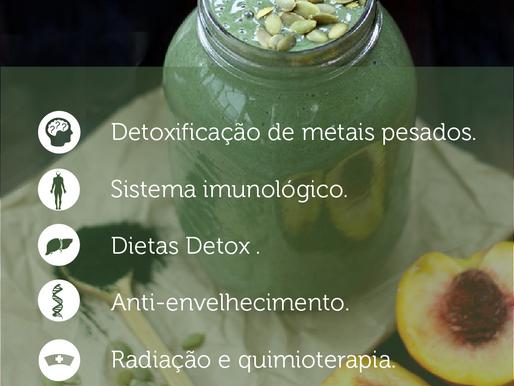 Chlorella - principais benefícios