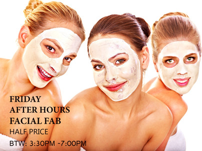 [PART 2] If you missed our sold out Friday After hours Facial Fab last week, we doing it tomorrow. T