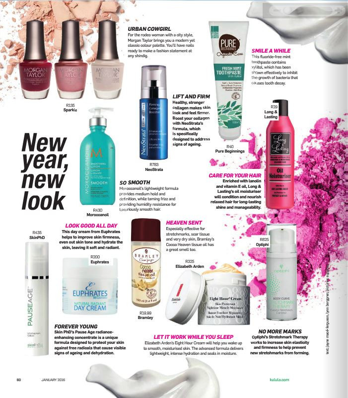 Euphrates Cosmetics. Radiant Day Cream. Natural skin care. Kuluma Magazine.