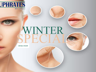 We have a solution for your skin this winter-SAVE R700 on our Winter Special Treatment.