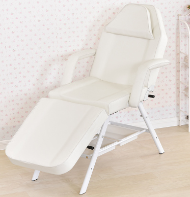 White Facial Bed / Chair