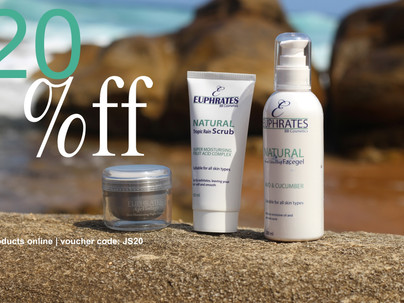 20 percent OFF SALE on all products! ENDS TOMORROW