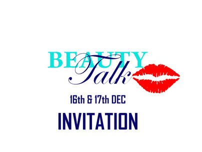Euphrates Beauty Talk Invitation