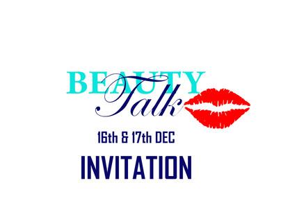 Euphrates Beauty Talk Invitation (Tomorrow & Saturday)