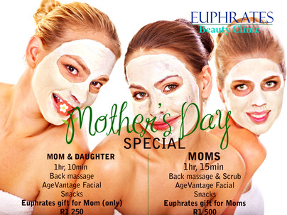 Euphrates Mother's Day Special WEEK.