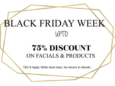 BLACK FRIDAY WEEK - UP TO 75% OFF DISCOUNT