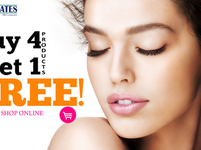BUY ANY 4 PRODUCTS & GET THE CHEAPEST 1 FREE - EXTENDED UNTIL FRIDAY
