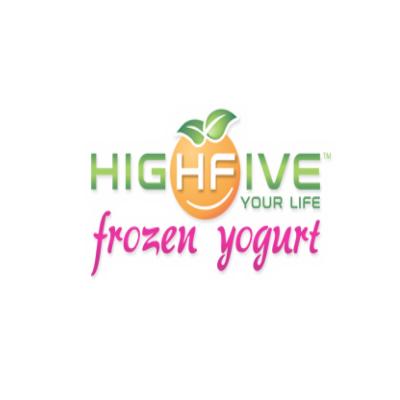 HighFive Frozen Yogurt