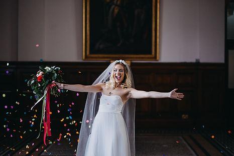 Photoshoot for the Creative Wedding Fair