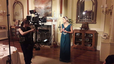 """Sheila Birling in """"An Inspector Calls"""" (JB Productions)"""