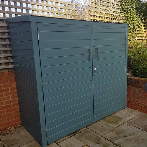 Wooden Garden shed/tool store
