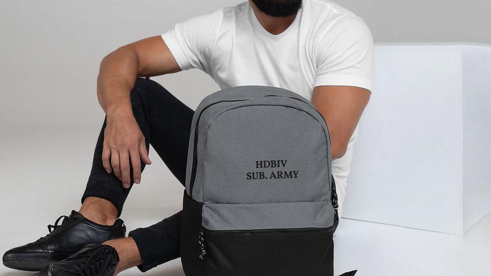HDBIV Champion Backpack